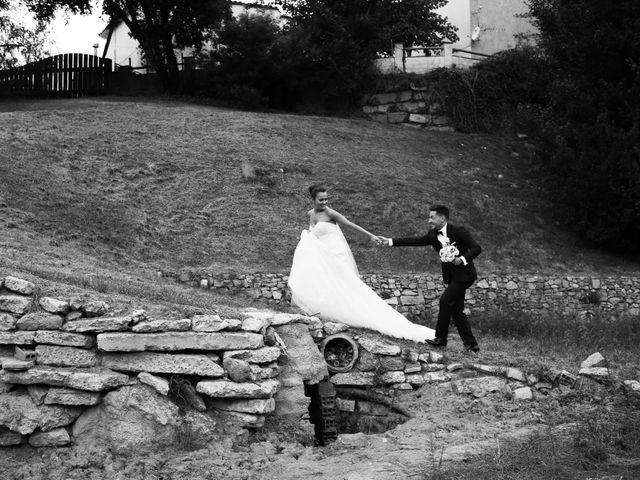 La boda de Jonathan y Anna en Sant Cugat Del Valles, Barcelona 21
