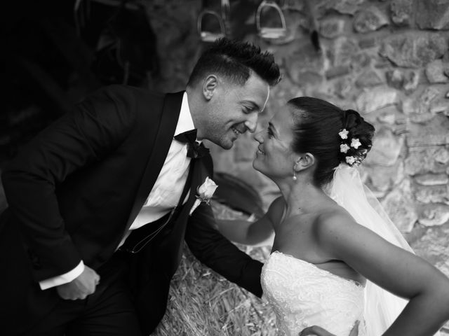 La boda de Jonathan y Anna en Sant Cugat Del Valles, Barcelona 23