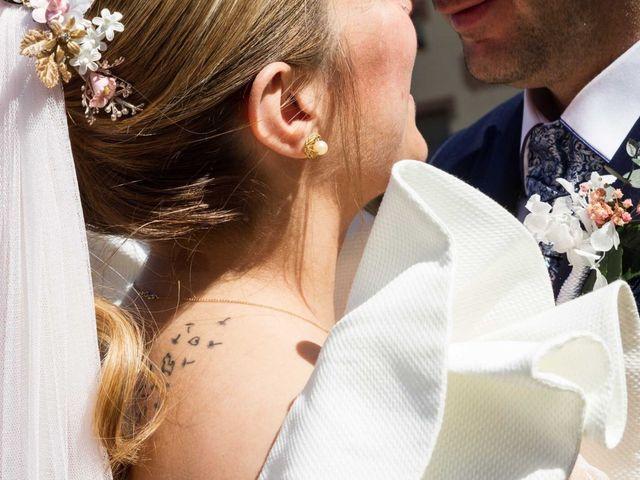 La boda de Álvaro  y Raquel  en Alfaro, La Rioja 1