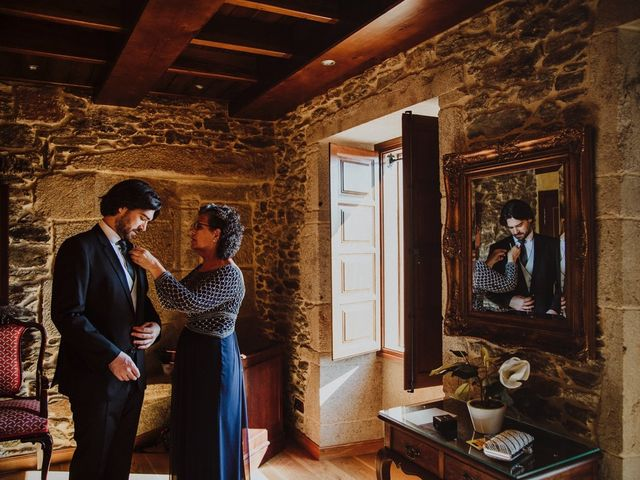 La boda de Xabi y Tania en Prado (Lalin), Pontevedra 9