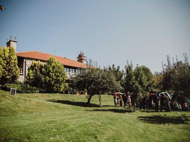 La boda de Xabi y Tania en Prado (Lalin), Pontevedra 35