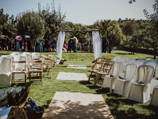 La boda de Xabi y Tania en Prado (Lalin), Pontevedra 40