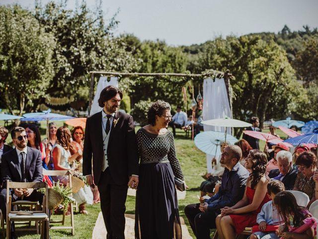 La boda de Xabi y Tania en Prado (Lalin), Pontevedra 41