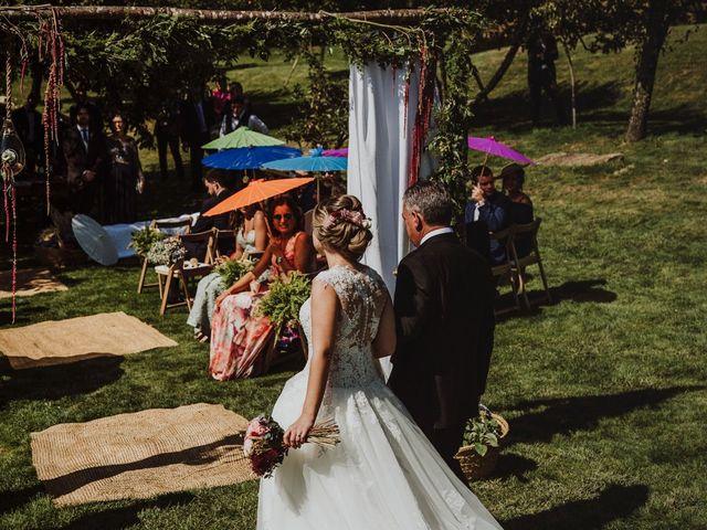 La boda de Xabi y Tania en Prado (Lalin), Pontevedra 42