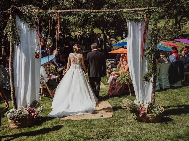 La boda de Xabi y Tania en Prado (Lalin), Pontevedra 44