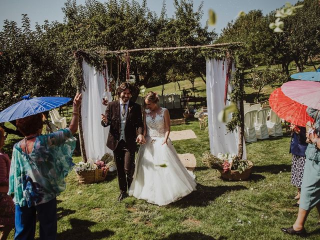 La boda de Xabi y Tania en Prado (Lalin), Pontevedra 47