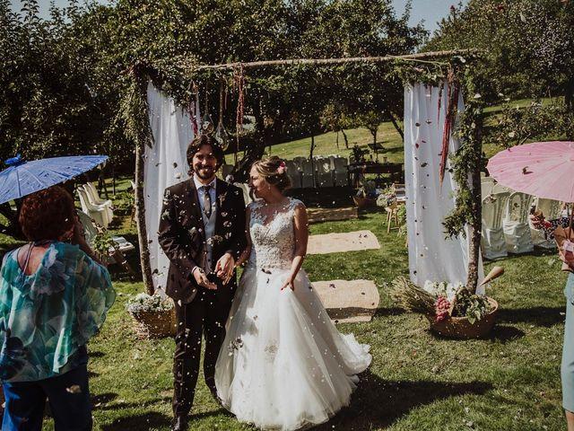 La boda de Xabi y Tania en Prado (Lalin), Pontevedra 48