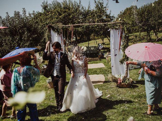 La boda de Xabi y Tania en Prado (Lalin), Pontevedra 49