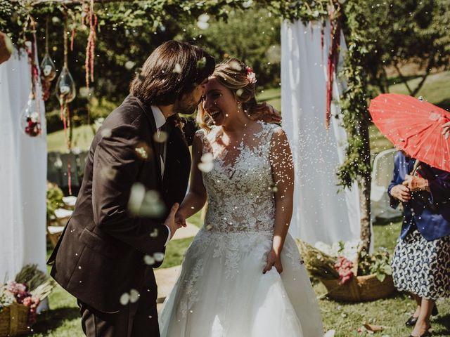 La boda de Xabi y Tania en Prado (Lalin), Pontevedra 50