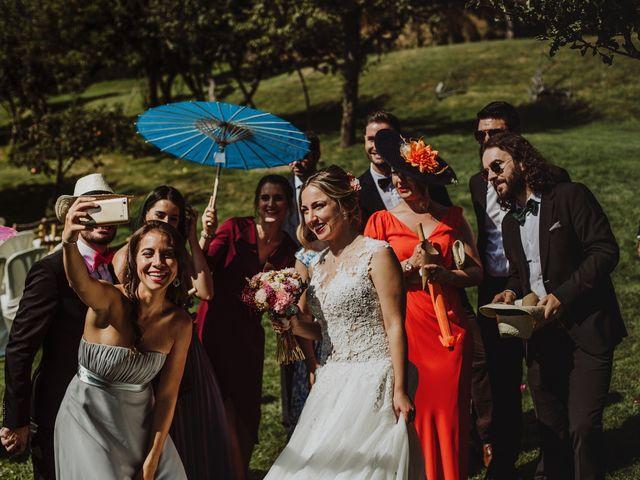 La boda de Xabi y Tania en Prado (Lalin), Pontevedra 54