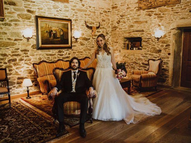 La boda de Xabi y Tania en Prado (Lalin), Pontevedra 57