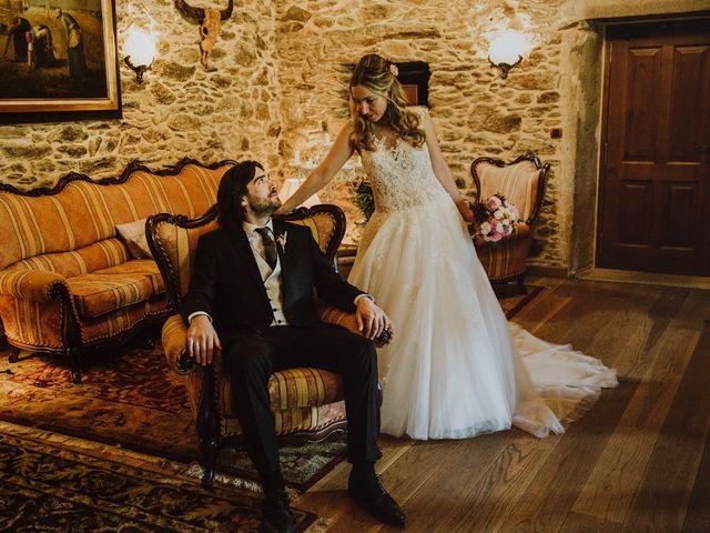 La boda de Xabi y Tania en Prado (Lalin), Pontevedra 58
