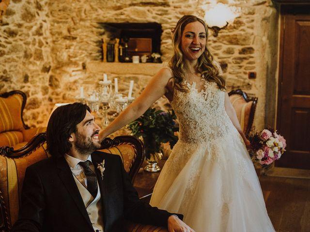La boda de Xabi y Tania en Prado (Lalin), Pontevedra 59