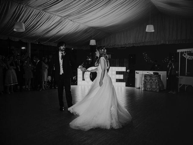 La boda de Xabi y Tania en Prado (Lalin), Pontevedra 71