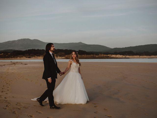 La boda de Xabi y Tania en Prado (Lalin), Pontevedra 82