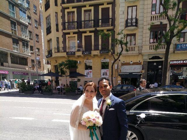 La boda de Mahesh  y Beatriz  en Madrid, Madrid 4