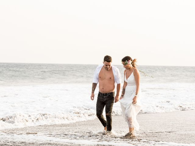 La boda de Carlos y Jenifer en Adeje, Santa Cruz de Tenerife 3