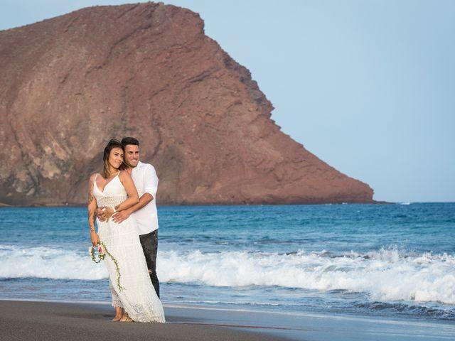 La boda de Carlos y Jenifer en Adeje, Santa Cruz de Tenerife 4