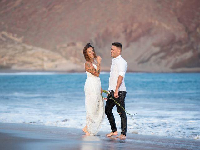 La boda de Carlos y Jenifer en Adeje, Santa Cruz de Tenerife 7