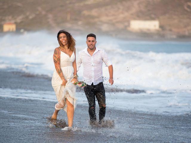 La boda de Carlos y Jenifer en Adeje, Santa Cruz de Tenerife 8