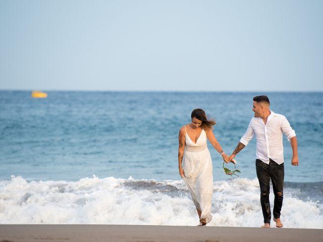 La boda de Carlos y Jenifer en Adeje, Santa Cruz de Tenerife 10
