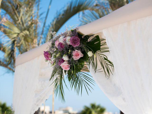 La boda de Carlos y Jenifer en Adeje, Santa Cruz de Tenerife 18
