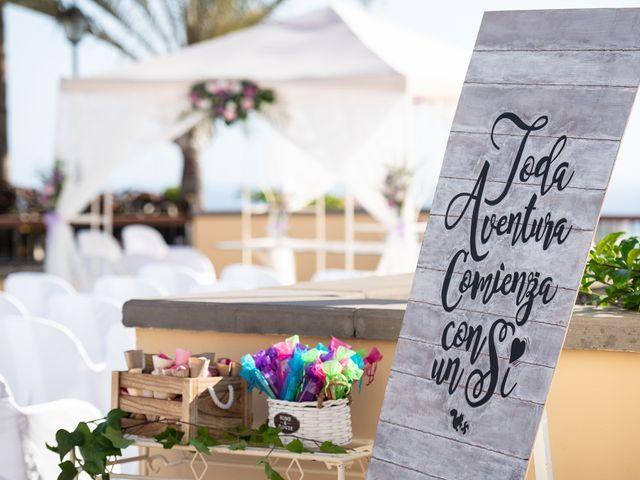 La boda de Carlos y Jenifer en Adeje, Santa Cruz de Tenerife 21