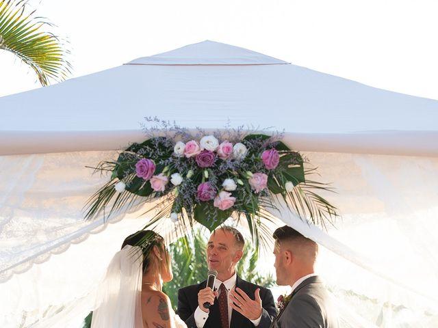 La boda de Carlos y Jenifer en Adeje, Santa Cruz de Tenerife 22