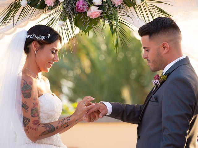 La boda de Carlos y Jenifer en Adeje, Santa Cruz de Tenerife 1