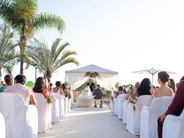 La boda de Carlos y Jenifer en Adeje, Santa Cruz de Tenerife 24