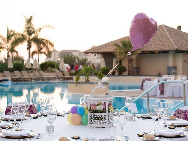 La boda de Carlos y Jenifer en Adeje, Santa Cruz de Tenerife 28