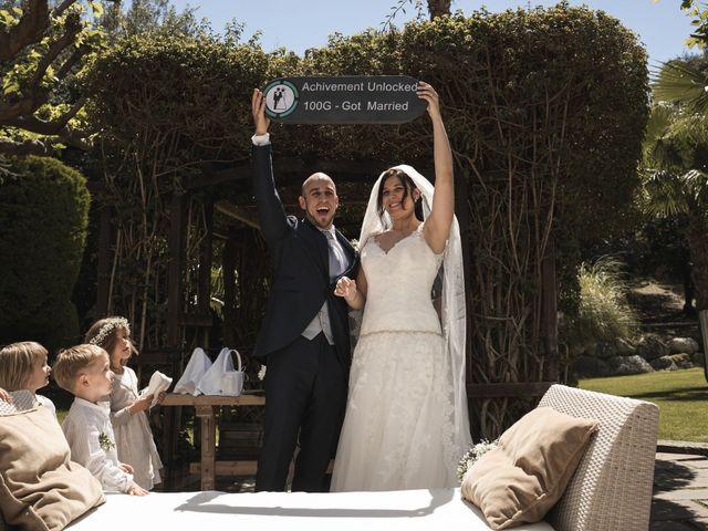 La boda de Guillermo y Cristina en Sant Vicenç De Montalt, Barcelona 3