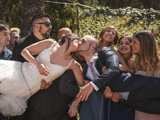 La boda de Guillermo y Cristina en Sant Vicenç De Montalt, Barcelona 5