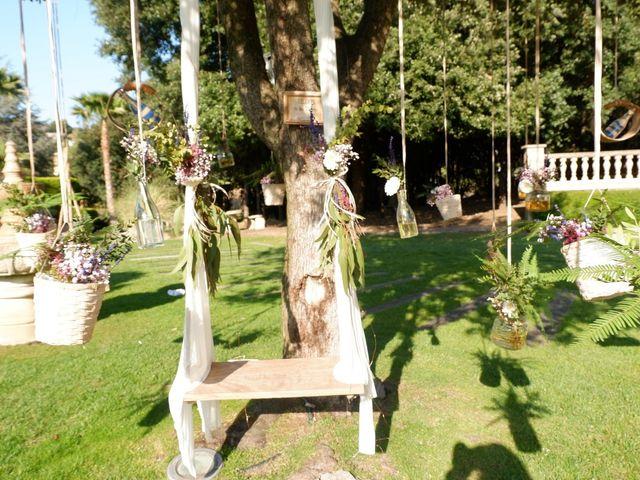 La boda de Guillermo y Cristina en Sant Vicenç De Montalt, Barcelona 7