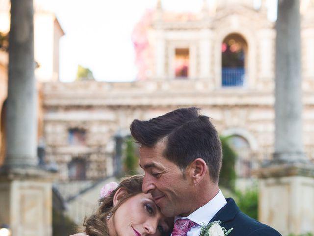La boda de Javier y Lida en Dos Hermanas, Sevilla 2