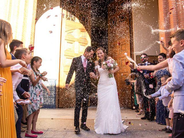 La boda de Javier y Lida en Dos Hermanas, Sevilla 50