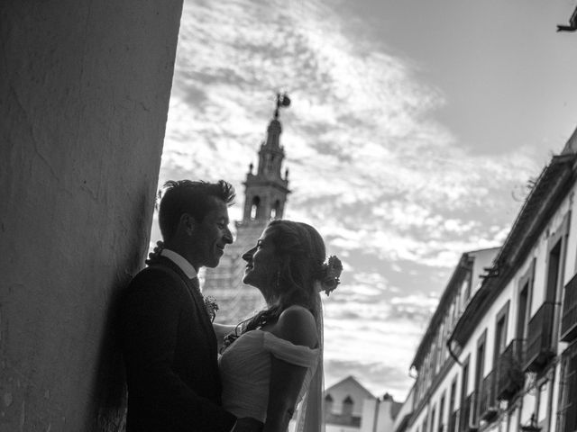 La boda de Javier y Lida en Dos Hermanas, Sevilla 54
