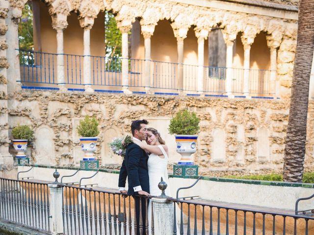 La boda de Javier y Lida en Dos Hermanas, Sevilla 68