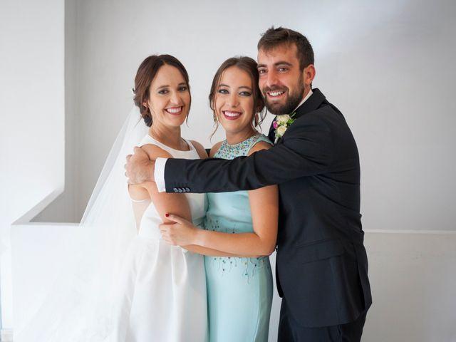 La boda de Carlos y Clara en Beniflá, Valencia 7