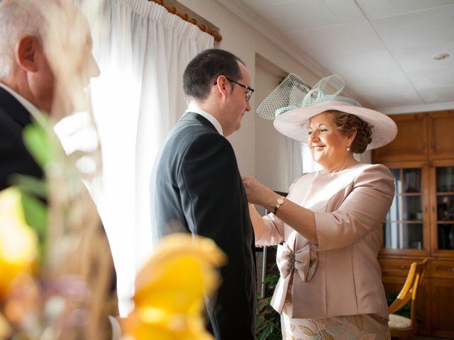 La boda de Carlos y Clara en Beniflá, Valencia 11