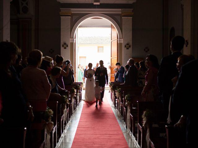 La boda de Carlos y Clara en Beniflá, Valencia 14