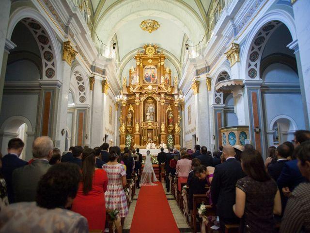 La boda de Carlos y Clara en Beniflá, Valencia 15