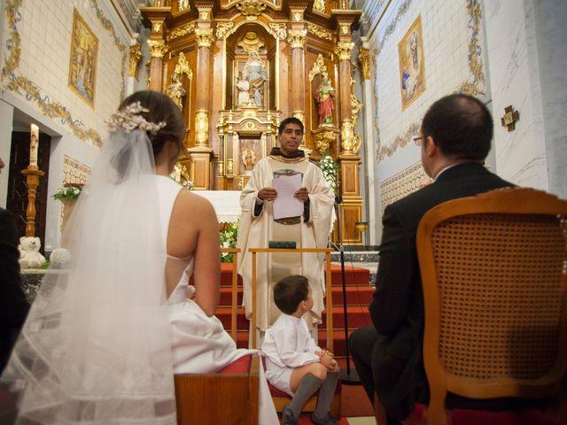 La boda de Carlos y Clara en Beniflá, Valencia 16