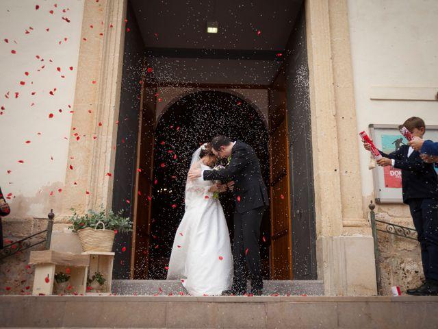 La boda de Carlos y Clara en Beniflá, Valencia 17