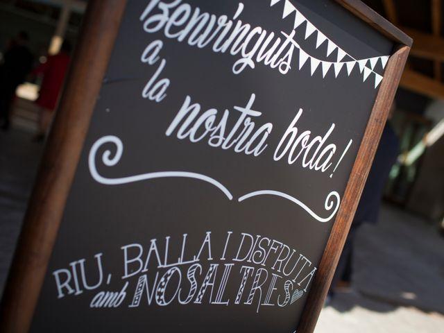 La boda de Carlos y Clara en Beniflá, Valencia 20