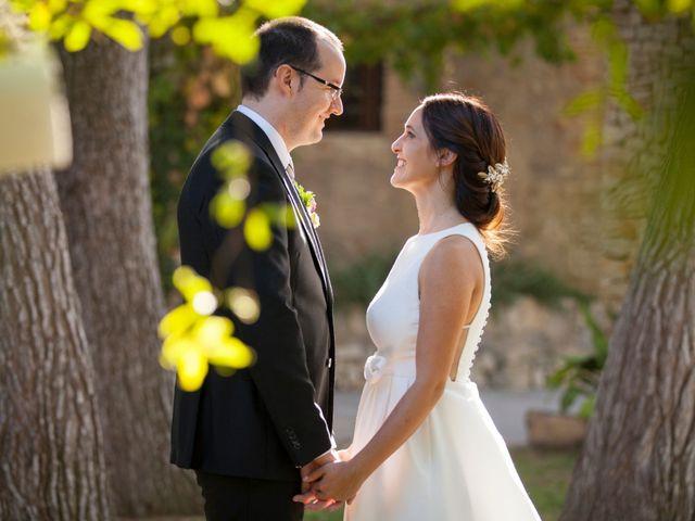 La boda de Carlos y Clara en Beniflá, Valencia 2
