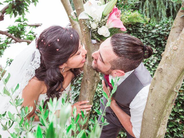 La boda de Natalia y Victor