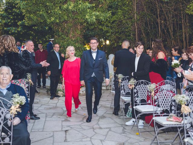 La boda de Carlos y Sonia en Chinchon, Madrid 11