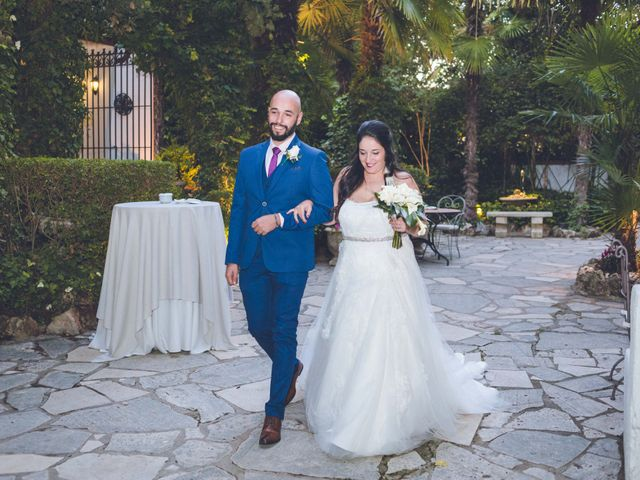 La boda de Carlos y Sonia en Chinchon, Madrid 13