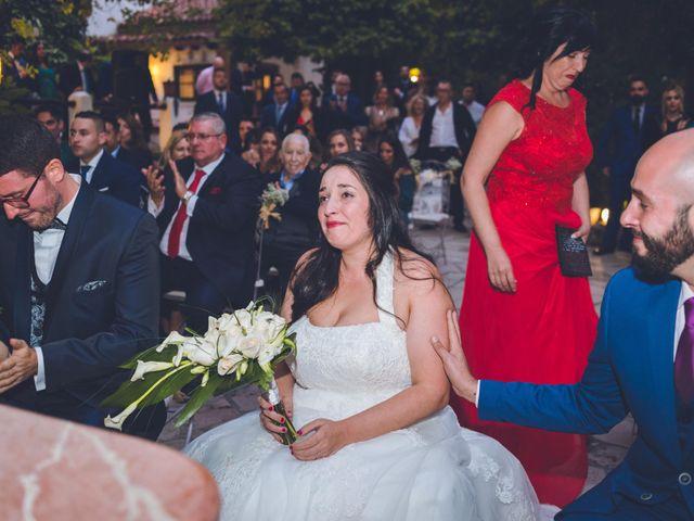 La boda de Carlos y Sonia en Chinchon, Madrid 16